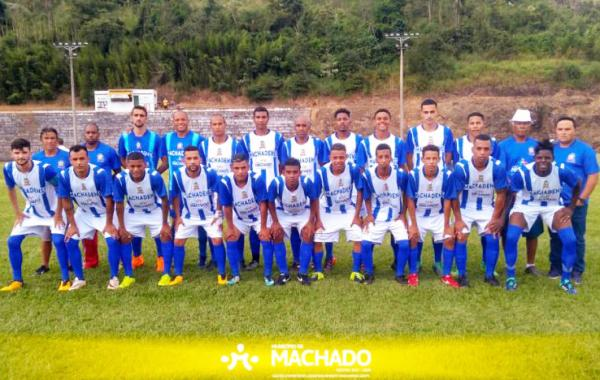 Futebol: Seleção Machadense Vence na Copa TV Alterosa