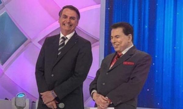 Bolsonaro participa do Programa Silvio Santos neste domingo, 5