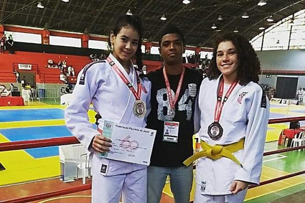 Judocas de Taboão conquistaram ouro e bronze no II Open Aspirante