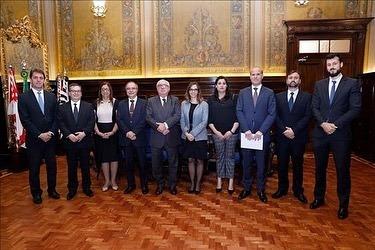 Procon Embu das Artes participa de reunião no Tribunal de Justiça em SP