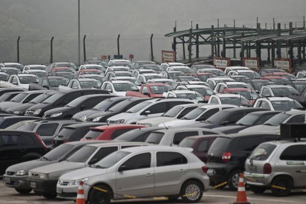 Produção de veículos cresce 0,5% em abril, mostra Anfavea