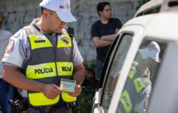 Polícia Militar realiza 32 mil abordagens no Estado de São Paulo