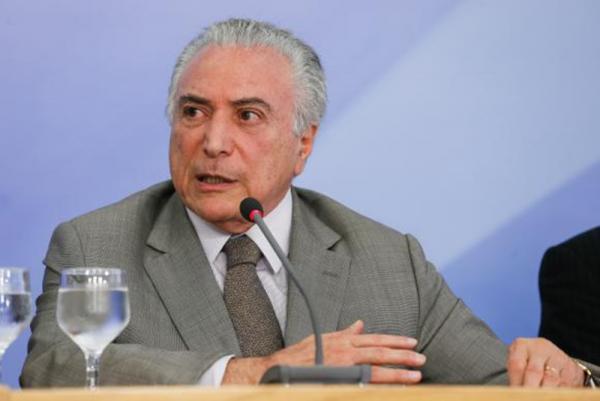 Ex-presidente Michel Temer tem habeas corpus suspenso pelo TRF2