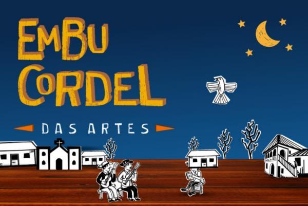 Embu das Artes realiza evento sobre cordel entre 31/5 a 9/6