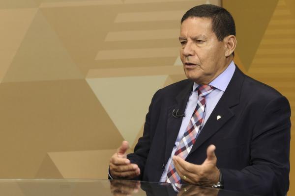 Mourão: aprovação de reforma da Previdência vai desbloquear orçamento