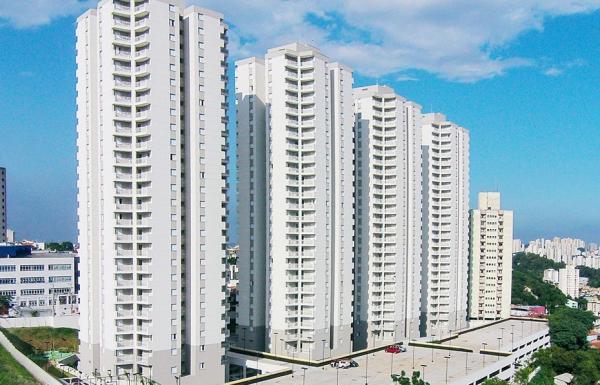 Compre apartamentos prontos em Taboão da Serra a partir de R$240 mil