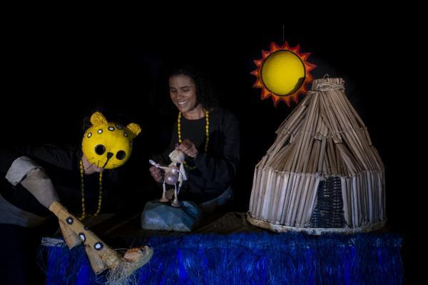 Embu das Artes recebe teatro gratuito para crianças no próximo dia 20