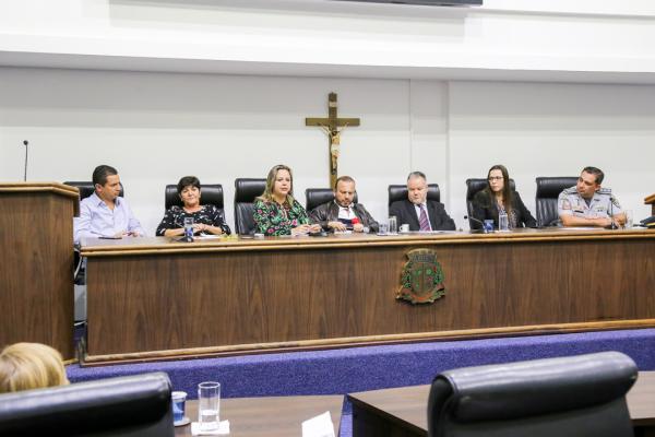 Câmara Municipal de Taboão da Serra realiza audiência pública de segurança no próximo dia 22