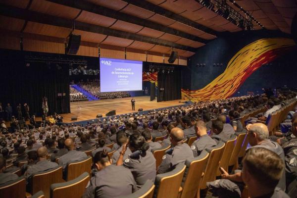 Polícia Militar de São Paulo promove evento no Memorial da América Latina