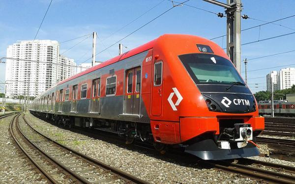 Realização de obras de modernização alteram circulação de trens da CPTM neste fim de semana