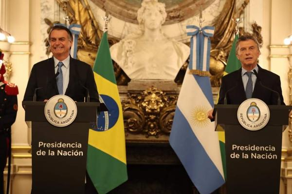 Presidente Bolsonaro quer moeda única na América do Sul