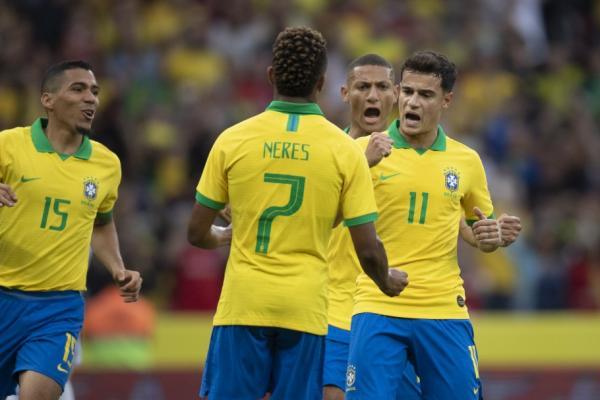 Goleada do Brasil sobre Honduras é a maior desde 2012