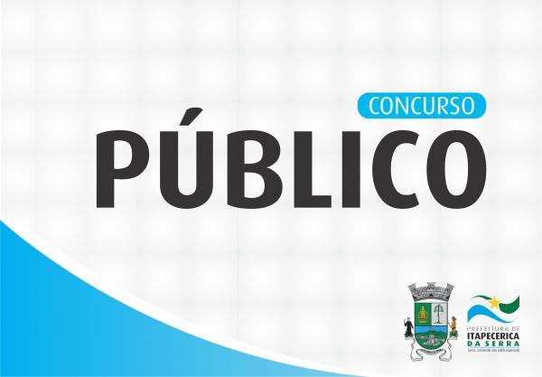 Itapecerica da Serra abre concurso público com 54 vagas e salário de até R$3.945