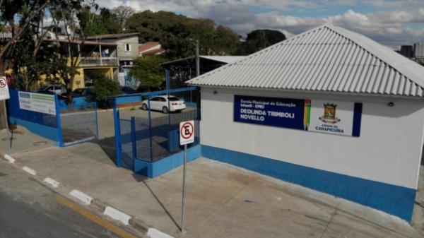 Nova escola é entregue pela Prefeitura de Carapicuíba