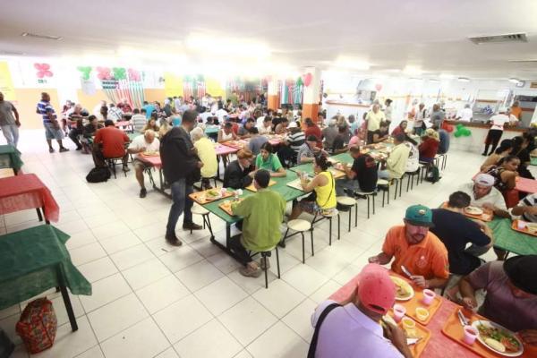 Bom Prato de Taboão da Serra oferece sopas por R$1 até 31 de agosto
