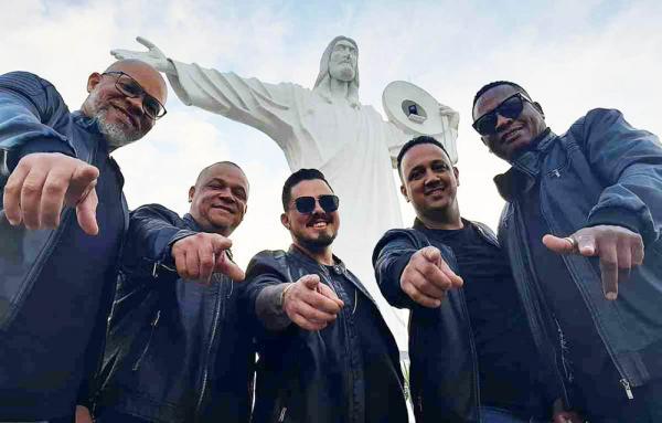 Taboão da Serra : Katinguelê é uma das atrações do Quentão do Taboão 2019.