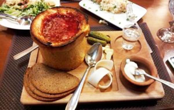 Com a chegada do frio, sopas e carnes magras ajudam a manter o peso