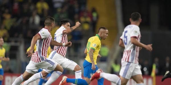Brasil vence nos pênaltis e está na semifinal da Copa América