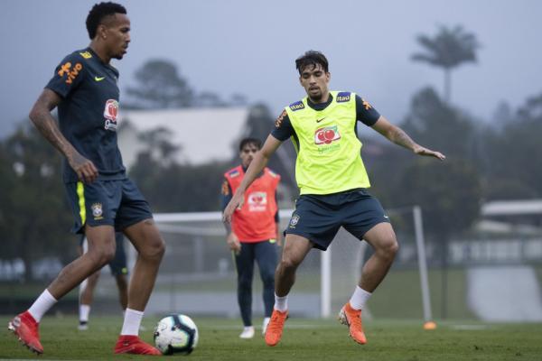 Brasil se prepara para a final da Copa América contra o Peru