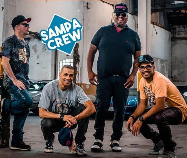Taboão da Serra : Sampa Crew fará show no sábado 13, no Quentão do Taboão