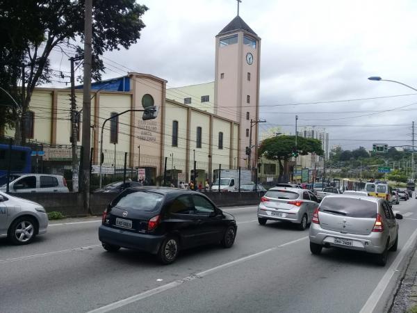 Trânsito da volta do feriado foi tranquilo em São Paulo