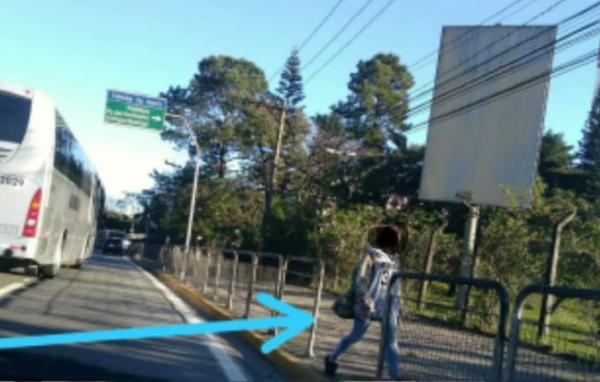 Secretário de Transportes de Taboão da Serra repudia destruição e vandalismo do patrimônio público