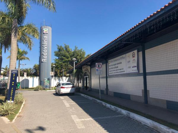 Rodoviária de Embu das Artes passa a ter destinos internacionais
