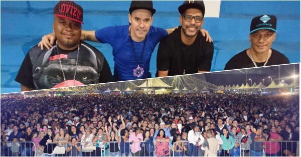 Taboão da Serra: Sampa Crew levou milhares de pessoas ao Quentão do Taboão