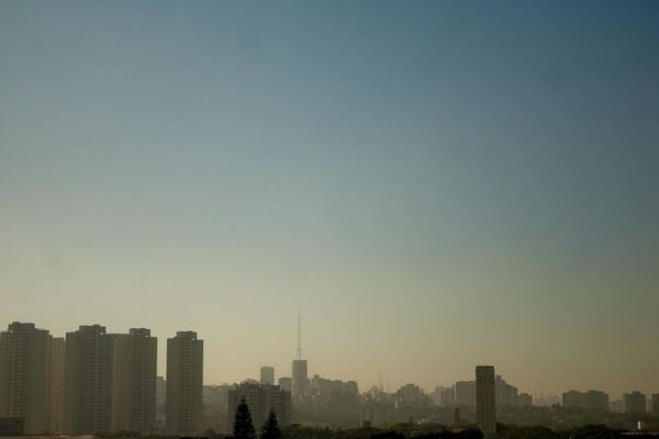 Qualidade do ar na Região Metropolitana de SP registra melhora