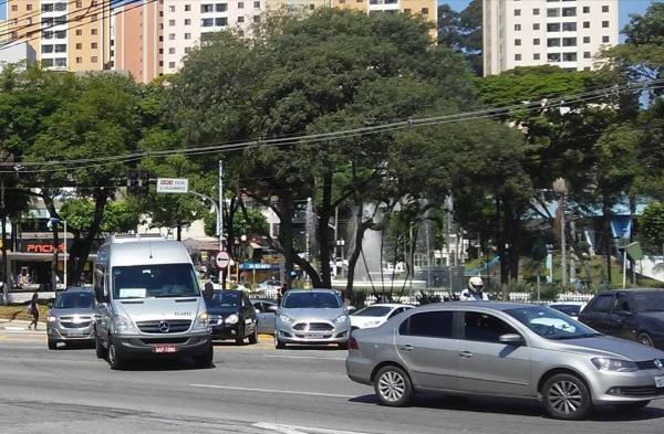 Trânsito de Taboão da Serra tem 132 mil veículos com placas da cidade
