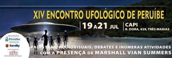 Peruíbe realiza evento sobre ufologia entre os dias 19 e 21 de julho