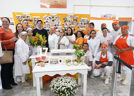 Campinas: Bom Prato completa 17 anos servindo 2.400 refeições por dia