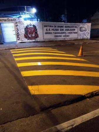 Guarulhos: Avenidas do Pimentas e Pres. Dutra recebem revitalização viária