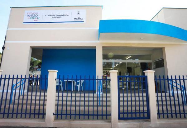 Campos do Jordão : Centro de Convivência do Idoso foi inaugurado neste sábado, 20