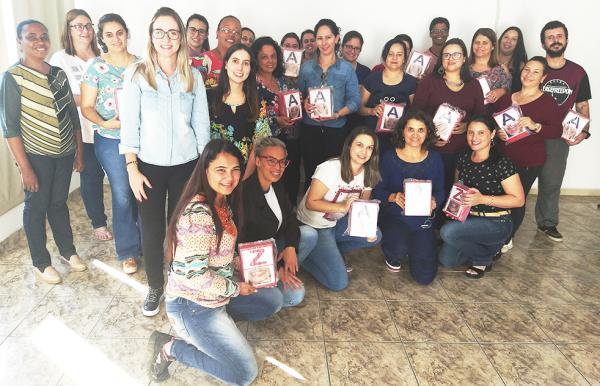 Alfenas MG : Servidores da Educação participam de Curso de Alfabetização Método Fônico
