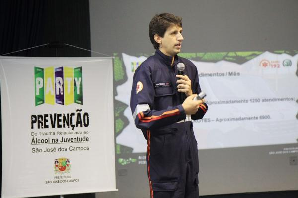São José dos Campos tem queda de 50% nas mortes de jovens no trânsito