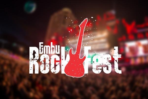 Embu Rock Fest terá shows de bandas em comemoração ao Dia Mundial do Rock