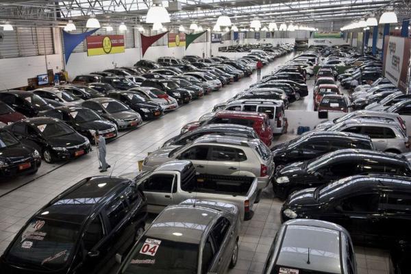 Venda de veículos aumenta 12,1% no primeiro semestre, diz Anfavea