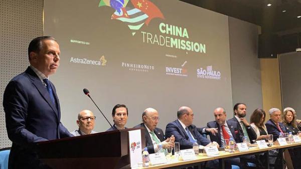 Governo de São Paulo inaugurou nesta sexta-feira, 9, escritório comercial em Xangai, China