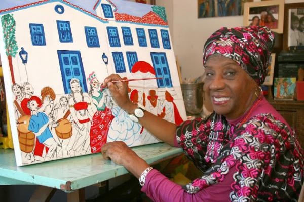 Embu das Artes SP : Raquel Trindade é homenageada em festival na cidade