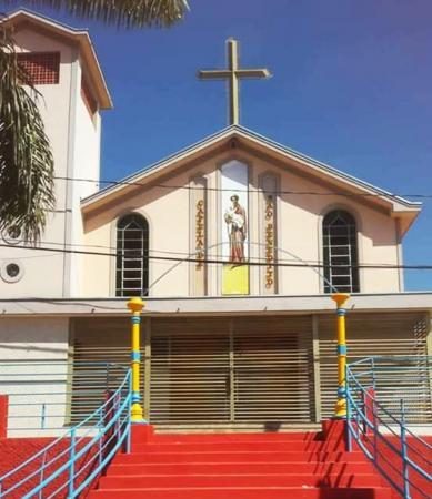 Machado MG : Tradicional Festa de São Benedito começa na sexta-feira,16