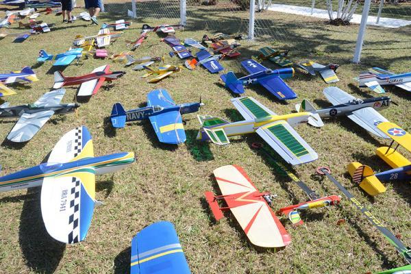 Sorocaba SP : Pista de aeromodelismo `Ayrton Senna´ é reinaugurada