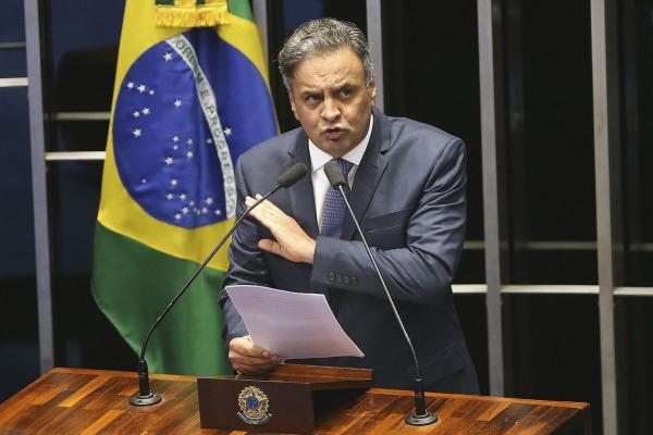STF dá mais 30 dias para conclusão de investigação sobre Aécio Neves