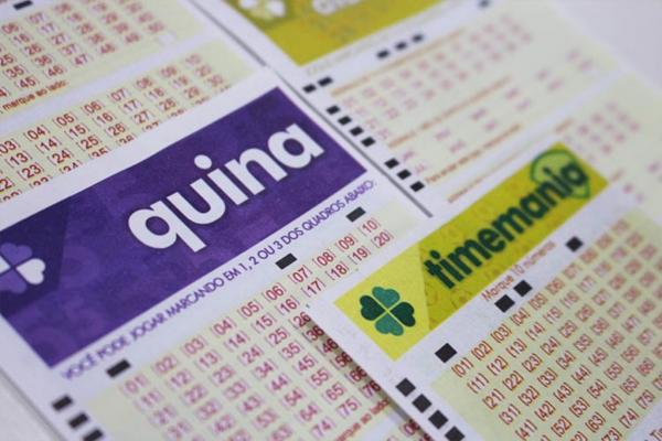 Loterias sorteiam mais de R$ 13 milhões nesta terça-feira (20)