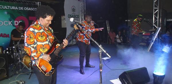 Samba Rock de Oz, em Osasco, traz Banda Novos Criolos no domingo, 25
