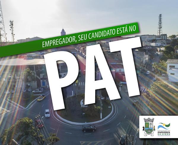 Itapecerica da Serra : PAT faz intermediação entre empresas e candidatos