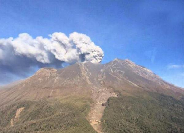 Tremores de terra e explosões em Chillán deixa Chile em alerta