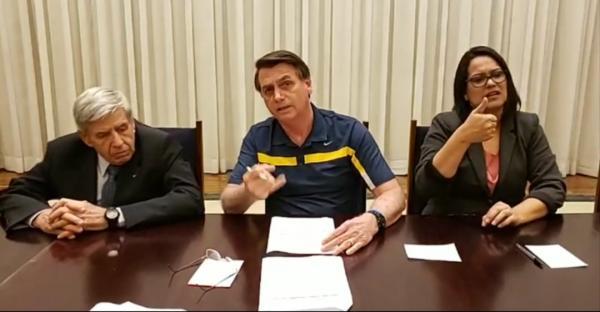 Bolsonaro diz que vai vetar trechos da Lei de Abuso de Autoridade