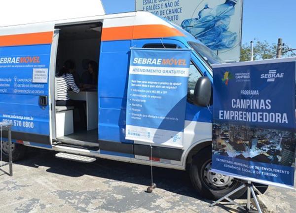Campinas SP : Programa leva orientação a empreendedores na Prefeitura