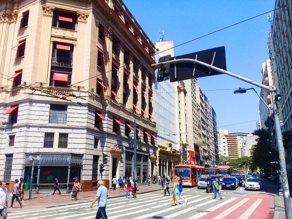 São Paulo SP : veja a previsão do tempo para segunda, terça, quarta e quinta-feira